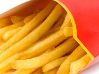 McDonalds usulü patates Kızartması için en basit tarif! Çıtır çıtır oluyor