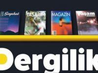 Dergilik'te Ücretsiz Okunabilen Yayın Sayısı 300'ü Aştı