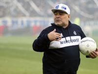 Maradona helal olsun dedirten bir talepte bulundu