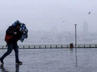 Meteorolojiden İstanbul'da yaşayanlara Yağış Ve Fırtına Uyarısı