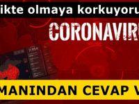 Prof. Dr. Bayraktar Koronavirüs ilişki ile bulaşır mı sorusuna cevap verdi..