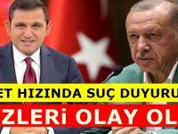 Yazdığı Tweet başına iş açtı Fatih Portakal için Erdoğan'dan flaş girişim!