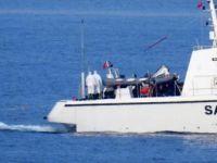Türk Kara Sularına Geri İtilen 17 Sığınmacı Kurtarıldı