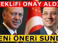 İsteği kabul gören Ekrem İmamoğlu Erdoğan'a yeni teklifini sundu