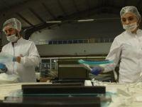 Sağlık Çalışanları İçin 'Buğu' Yapmayan Siperlik Üretiyorlar