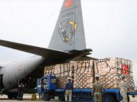 Türkiye'den ABD'ye İkinci Tıbbi Yardım Seferi