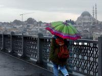 İstanbul'da yaşayanlara Meteoroloji'den çok kuvvetli yağış uyarısı