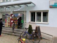 YTB'den Almanya'daki Türklerin 'Sadaka Dolabı' Projesine Gıda Yardımı