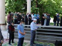 Kuzey Makedonya'da Camiler İki Ay Aradan Sonra Cemaatle İbadete Açıldı