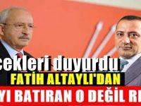 Fatih Altaylı'dan olay yazı - SSK'yı batıran Kılıçdaroğlu değildir..