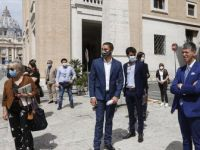 İtalya'da Koronavirüs Salgın Eğrisindeki Düşüş Devam Ediyor