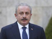 TBMM Başkanı Şentop Irak Meclis Başkanı El-halbusi ile Görüştü