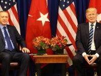 Türkiye Cumhurbaşkanı Erdoğan ile ABD Başkanı Trump'dan kritik görüşme