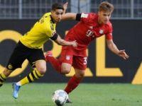Bayern Münih, Borussia Dortmund'u 1-0 Yendi