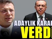 Ekrem İmamoğlu Erdoğan'a Rakip olacak mı? Kararını Açıkladı