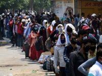 Hindistan'da Yeni Tip Koronavirüs Vaka Sayısı 150 Bini Aştı