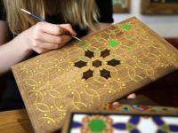 Asırlık El Sanatı Edirnekari 'Usta-Çırak' İlişkisiyle Geleceğe Taşınıyor