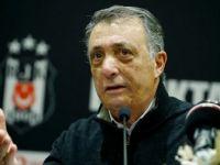 Beşiktaş Kulübü Başkanı Çebi'den Sağlık Vurgusu