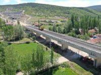 Ankara-Sivas Yüksek Hızlı Tren Hattında Sona Doğru