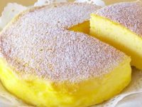 Sadece 3 Malzemeyle Herkesin Ağzının Suyunu Akıtan Japon Cheese Keki.