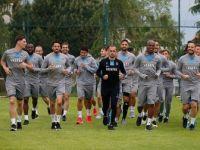 Trabzonspor'da Sporcular Beşinci Kez Kovid-19 Testinden Geçti