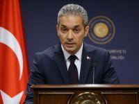 Dışişlerinden Yunanistan Dışişleri Bakanına Tepki