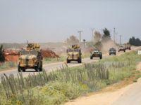 İdlib'de 13'inci Türk-Rus Birleşik Kara Devriyesi İcra Edildi