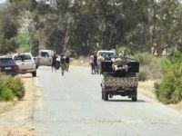 Libya Ordusu Hafter Milislerinin Geride Bıraktıklarını Temizliyor