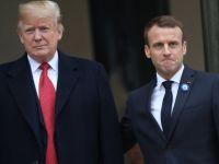 Trump Ve Macron G-7'nin Yüzyüze yapılmasını talep etti!