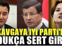 Ali Babacan'ı Durdurmak İsteyen AKP'ye İyi Parti'den öyle bir mesaj geldi ki..