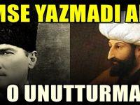 Hüseyin Baş Fetih Mesajında öyle bir Atatürk mesajı verdi ki!