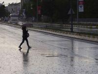Meteoroloji Uyardı - Bu kentlerde Çok kuvvetli Yağış var