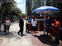 Meksika'da Kovid-19 Nedeniyle Son 24 Saatte 151 Kişi Hayatını Kaybetti