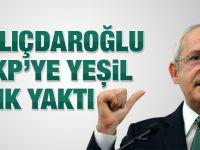Kılıçdaroğlu'ndan AKP ve MHP'ye şartlı destek teklifi!