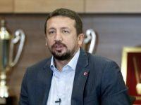 TBF Başkanı Türkoğlu: 'Sezonu Daha Erken Başlatma Düşüncemiz Var'