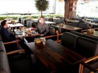 Restoran ve Kafeler 'Yeni Normal'de Hizmet Vermeye Başladı