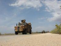 İdlib'de 14'üncü Türk-Rus Birleşik Kara Devriyesi İcra Edildi