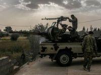 Libya Ordusu, Yermuk Askeri Kampı Çevresinde Kontrolü Sağladı
