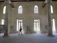 Atina problemi sürüyor - Tarihi Fethiye Camisi İse Sergi Salonu