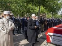 Eski Refah Partisi Genel Başkanı Ahmet Tekdal Son Yolculuğuna Uğurlandı