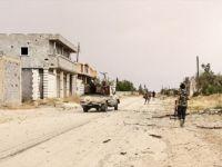 Libya Ordusu Trablus Uluslararası Havalimanı'nı Kurtarma Operasyonu Başlattı