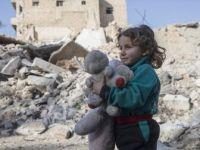 Dünya Genelinde 415 Milyon Çocuk Çatışma Bölgesinde Yaşıyor
