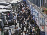 15 Temmuz Demokrasi Otogarı'nda Yolcu Haraketliliği Devam Ediyor