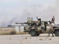 Libya Ordusu, Ayn Zara ve Vadi er-Rebi Bölgelerinde Kontrolü Sağladı