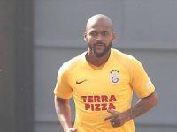 Galatasaraylı Futbolcu Marcao Sakatlandı