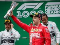Mercedes Formula 1 Takımı Vettel'e Açık Kapı Bıraktı
