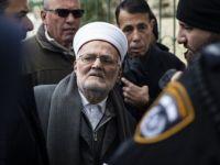 Şeyh İkrime Sabri'ye 4 Ay Mescid-i Aksa'dan Uzaklaştırılma Cezası