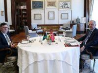 Erdoğan, Libya Başbakanı Serrac ile Bir Araya Geldi