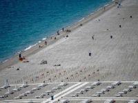 'Turizmin Başkenti' Antalya'da Sahiller Hareketlendi