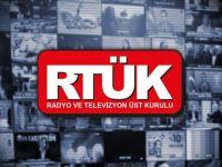 RTÜK'ten bir çok TV kanalına ceza kararı
